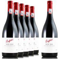 奔富BIN138 澳洲 原瓶原装进口 干红2013年葡萄酒 整箱 750ml*6瓶 木塞