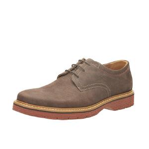 【海外直邮】Clarks/其乐男鞋2017秋冬新款商务休闲鞋Newkirk Plain专柜正品