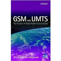 【预订】Gsm & Umts - the Creation of Global Mobile Communicatio