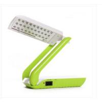 康铭充电LED折叠台灯工作学习护眼台灯 创意 卧室床头台灯km-6651