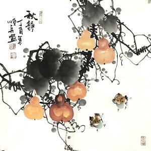 刘顺兵(秋韵)广西美术家协会会员