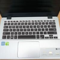 14寸华硕E406S笔记本电脑键盘膜S4000V S4100U S4200防尘B9440