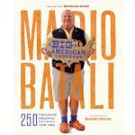 【预订】Mario Batali--Big American Cookbook 250 Favorite Recipe