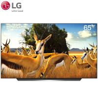LG OLED65C9PCA 65英寸 护眼OLED全面屏 人工智能AI超高清4K 主动式HDR超薄平板电视机