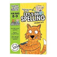Let's do Spelling 8-9岁 英国小学四年级英语拼写练习册 英文原版小学教材