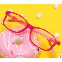 儿童无毒防辐射眼镜 防蓝光户外新款保护眼睛电脑手机护目镜 休闲百搭预防近视眼镜