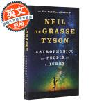 给忙碌者的天体物理学 英文原版 Astrophysics for People in a Hurry 进口图书 Nei