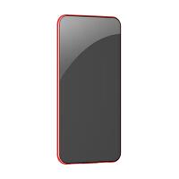 X快充大容量镜面玻璃充电宝便携移动电源20000oppo8000 0苹果手机通用迷你小巧自带线毫