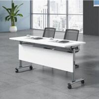 美立居工坊可移动培训桌MLJ-Z58折叠会议桌1.2米