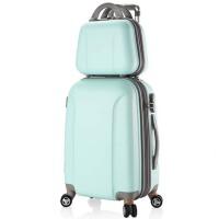 男女子母箱行李箱24寸皮箱拉杆箱万向轮旅行箱密码箱包20
