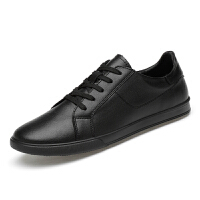 品牌男鞋夏季年轻人精神小伙子韩版休闲鞋板鞋简约潮鞋小皮鞋36码37码