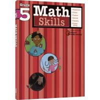 Harcourt Family Learning - Math Skills Grade 5 哈考特家庭辅导数学专项练习