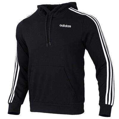 Adidas阿迪达斯 男装 运动休闲连帽卫衣套头衫 DU0498 运动休闲连帽卫衣套头衫