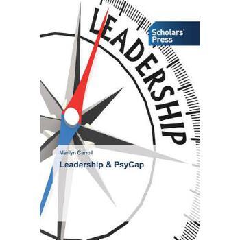 【预订】Leadership & Psycap 预订商品,需要1-3个月发货,非质量问题不接受退换货。