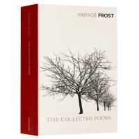 正版现货 弗罗斯特诗集 英文原版 The Collected Poems 美国文学中的桂冠诗人 全英文版 罗伯特弗罗斯特