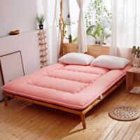 榻榻米床垫床褥1.8地铺睡垫可折叠学生宿舍床垫