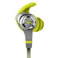 Monster魔声 iSport Intensity Wireless  新爱运动强度入耳式蓝牙耳机 防汗线控 新品发售 - 绿色