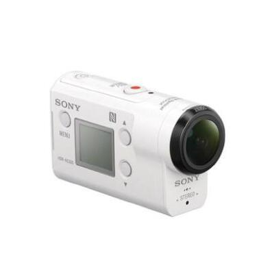 Sony/索尼 HDR-AS300R运动相机 光学防抖(带监控手表+防水壳)AS300摄像机