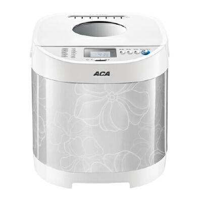 ACA北美电器 面包机AB-ECN03 家用 全功能 煲仔饭【ACA官方授权】货到付款 支持礼品卡 可做米面包及多口味面包等 酸奶、果酱、年糕