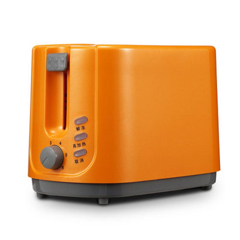 家用多士炉烤面包机2片全自动早餐吐司机6档