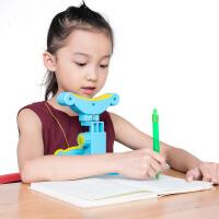 儿童视力保护器预防近视 坐姿矫正器纠正写字姿势仪架便携
