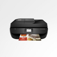 惠普4678彩色喷墨无线传承打印一体机 家用无线自动双面复印扫描传真机惠普