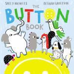 英文原版 按钮书 The Button Book 幽默 儿童互动故事书