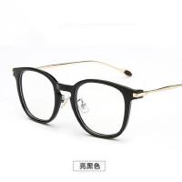 复古眼镜防蓝光电脑护目镜游戏电竞男女潮平光平面镜