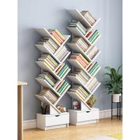 【一件3折】创意树形小书架置物架学生简约家用小型简易桌面收纳整理书架