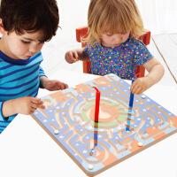 木丸子 二合一磁性迷宫组合 儿童益智玩具