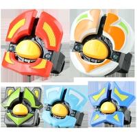 竞速小英雄玩具变形召唤器手表套装菲菲超人强波比男孩礼物