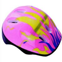 溜冰鞋安全帽轮滑鞋装备 儿童套装儿童运动头盔高密度泡沫 安全耐摔头盔