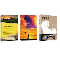 震撼灵魂的小说作品集(共三册):那不勒斯的萤火+追风筝的人+阿甘正传