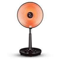 家用节能立式摇头暗光办公室用取暖器小太阳暖风机