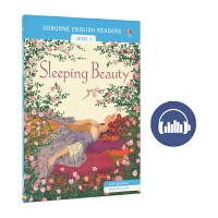 Usborne English Readers Sleeping Beauty Level 1 英语小读者 睡美人 儿