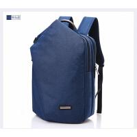 男生书包大学生高中生潮流男士商务双肩包韩版潮背包运动健身旅行包笔记本电脑包 17寸