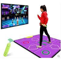 塑身减肥瑜伽舞蹈弹加厚跳舞毯家用跳舞机单人多功能 陀螺仪体感电视两用
