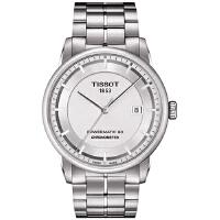 天梭tissot-Luxury系列 T086.408.11.031.00 机械男表