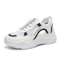 35-43码 大码女鞋运动凉鞋女夏韩版镂空透气洞洞鞋平底罗马鞋