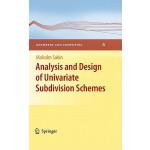 【预订】Analysis and Design of Univariate Subdivision Schemes