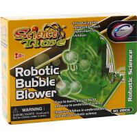 香港怡高小学生stem科学实验科技小制作科普科教8-12岁儿童电动电路diy拼装益智玩具吹泡泡机