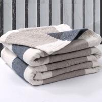 旗舰 2019网红新款 毛巾被毯纯棉加厚纱布水洗棉单人双人床单可铺可盖
