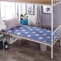 加厚床褥床垫1.5m床1.8m单人1.2米0.9米学生宿舍床垫地铺睡垫
