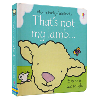 Usborne That's Not My Lamb 那不是我的小羊羔 幼儿原版触摸书 儿童英语读物 英文原版进口图书