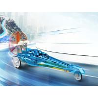 幻影F1非遥控汽车遥控车儿童玩具 电动四驱赛车男孩玩具