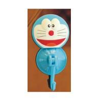 日照鑫 包邮 卡通hello kitty无痕吸盘挂钩卫生间厨房浴室玻璃吸壁式吸钩(一对装)