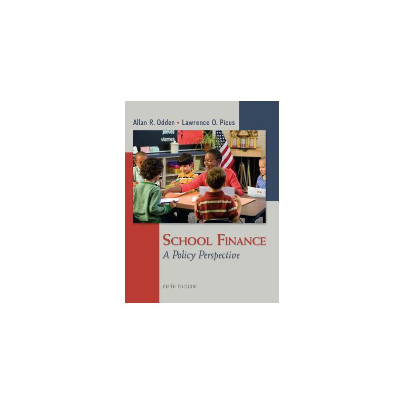 【预订】School Finance: A Policy Perspective 预订商品,需要1-3个月发货,非质量问题不接受退换货。