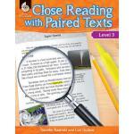 【预订】Close Reading with Paired Texts Level 3 (Level 3): Enga
