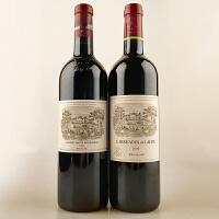 2006年 拉菲城堡正牌副牌干红葡萄酒 750ML 2瓶