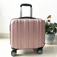 18寸万向轮登机密码箱女迷你小行李箱拉杆箱16商务旅行箱